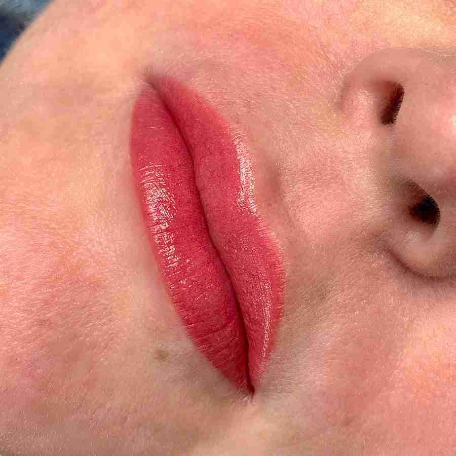 natural lip blush permanent lip color