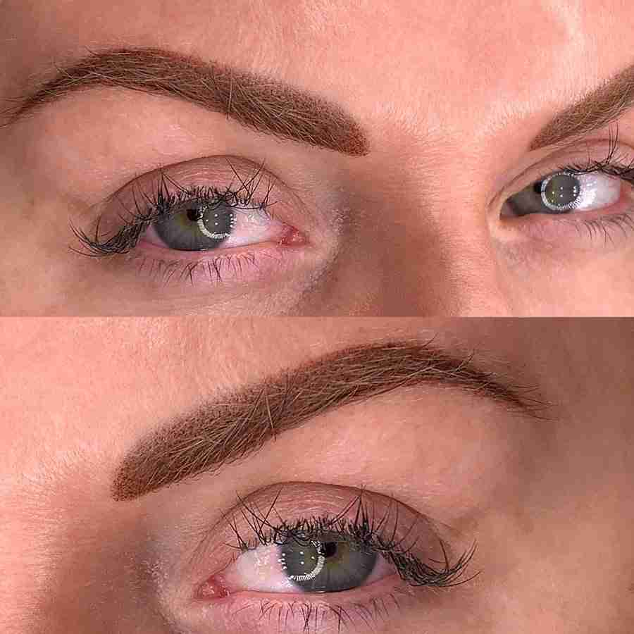 microblading cover up